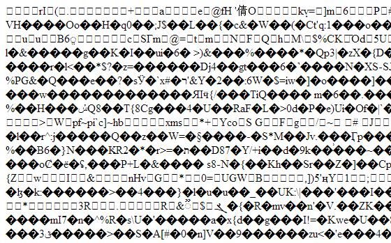 wordpress karışık karakterler