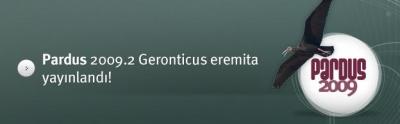pardus 2009.2 Geronticus eremita