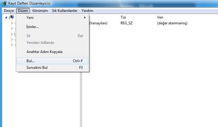sql server error 1605