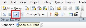 sql server edit top 200 rows değiştirme
