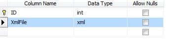 xml xquery table